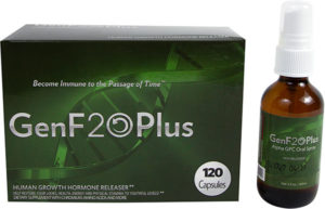 GenF20 Plus Spray: Become Immune to The Passage of Time